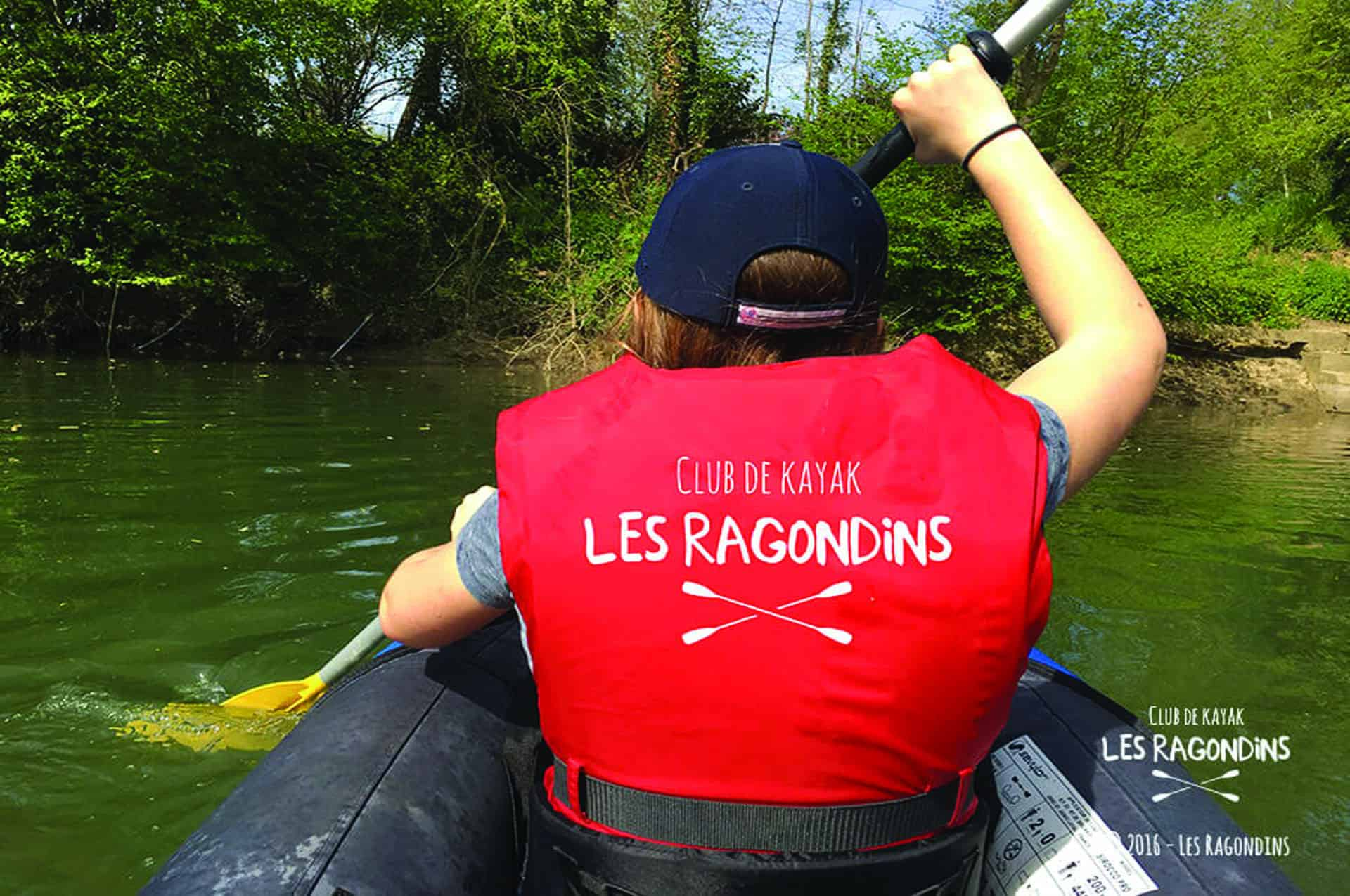 kayak club ragondins