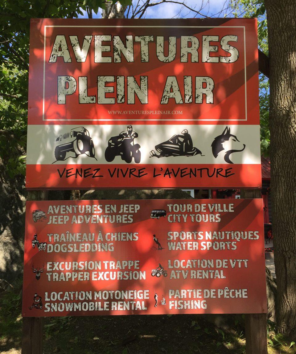 Aventure Plein air 5