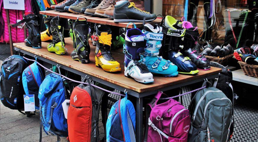 magasin ski